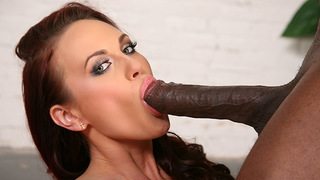 This week were bringing you an early Christmas/ Hannukah gift: Josi Valentines pussy that Mandingo slams into. Josi begins the fun by flirting with YOU,and only you. However,Mandingos huge black cock is the lucky recipient of Josis sugar walls and mouth.