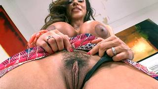 Welcome back! Todays BigTitCreamPie update is a grand one. Lots of hardcore pounding action and multiple orgasms. Ariella Ferrera is a sexy Milf with huge tits and an appetite for dick. She loves to get fucked hardcore. Makes her tight pussy orgasm like c