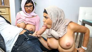 All Mia Khalifa wants to do is have some crazy fun