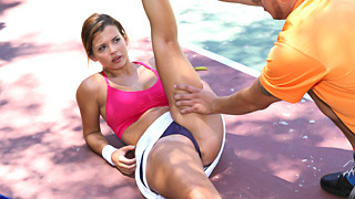 Keisha Grey only likes it when its hardcore