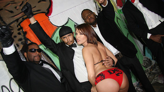 Take a good look at that fat white ass of Dana Dearmond. It says Devil in the back but it should be saying  White Devil because its the gospel truth. She grew up in the part of town where blacks and whites dont really eat together. She was told that relat