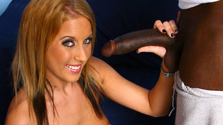 Desire Moore is a hot blonde farmgirl from Mississippi. Shes visiting L.A. and gets into a discussion with a somewhat angry black dude about how the blacks were treated back in the old slavery days. She,being from Mississippi,had views bordering on racism