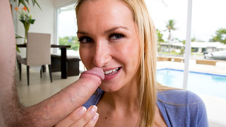 As you might have guessed by the title to this weeks Blowjob Fridays, weve got Black Rose back in town, and as she well put it I love sucking cock, weve got her doing just that.  If you havent seen her on our MILF Soup site, then youve missed a really hot